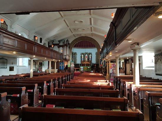 St Chads Church of England Church Poulton le Fylde