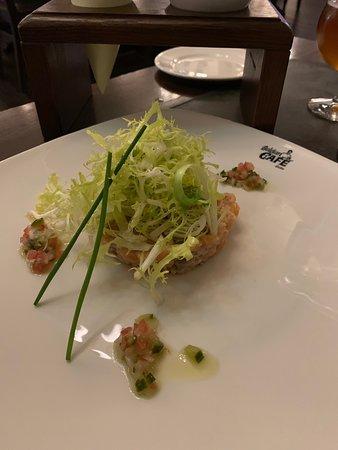 Belgian Café: Delicious starter