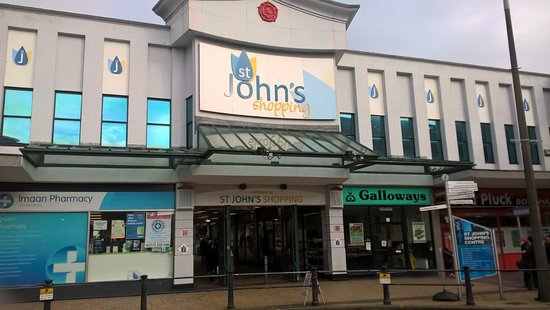 St John's Shopping Centre