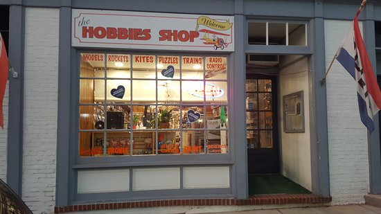 The Hobbies Shop