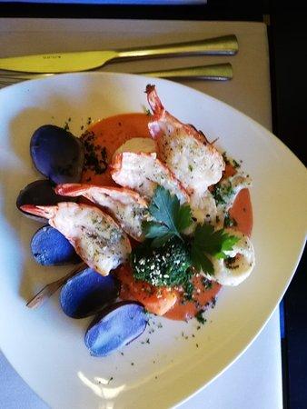 Cuisine européenne simple, divers et variés mélange de saveurs avec goût Nous reviendrons avec certitude.