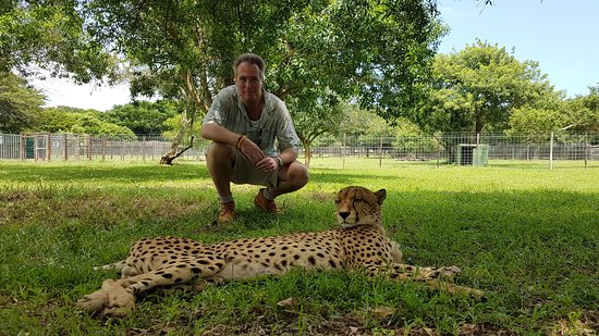 Emdoneni Cheetah project