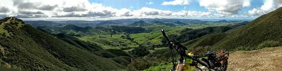 San Luis Obispo County, Kalifornie: You can really see forever!