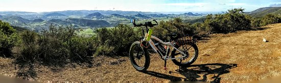 San Luis Obispo County, Kalifornie: Well worth the ride.