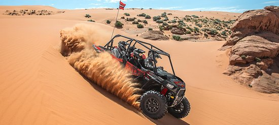 Hurricane, UT: St George ATV Rentals and Sand Hollow ATV Tours