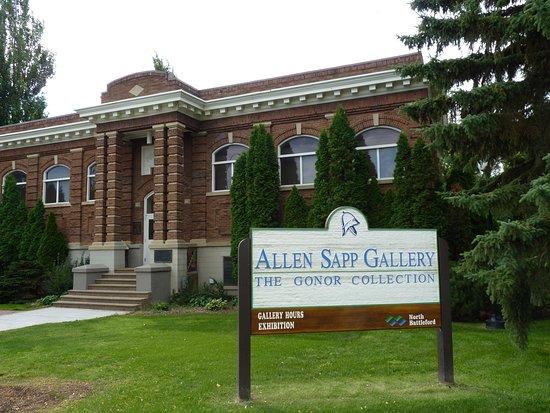 Allen Sapp Gallery