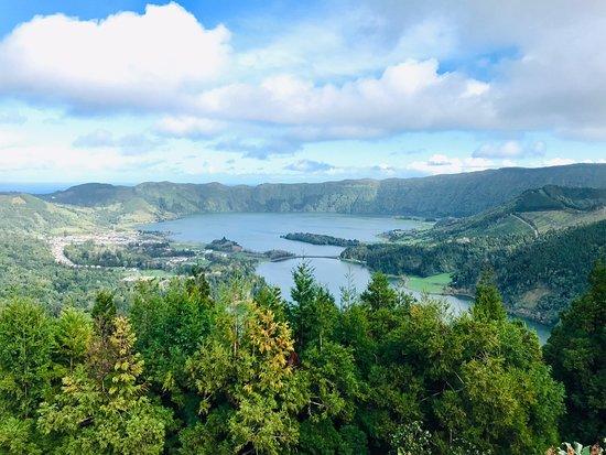 Lagoa Verde / Lagoa das Sete Cidades