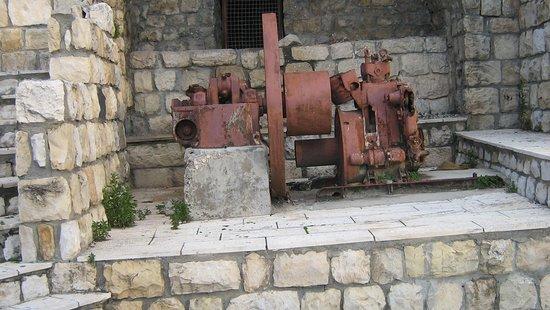 בית ג'אן, ישראל: הבית העתיק - גרעין ה