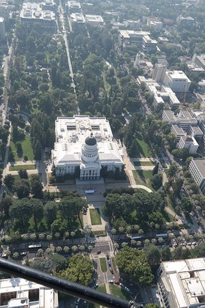 Aerial Views of Downtown