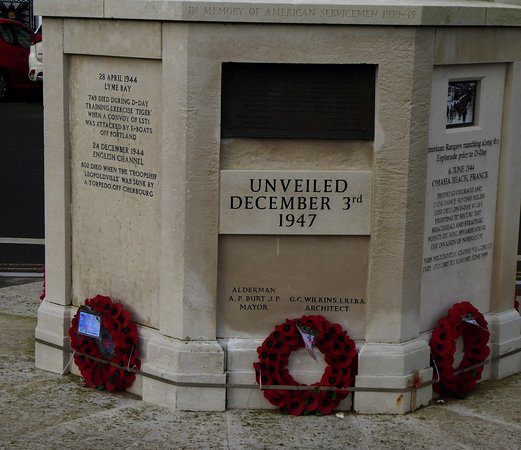 Weymoth D-Day Port Memorial