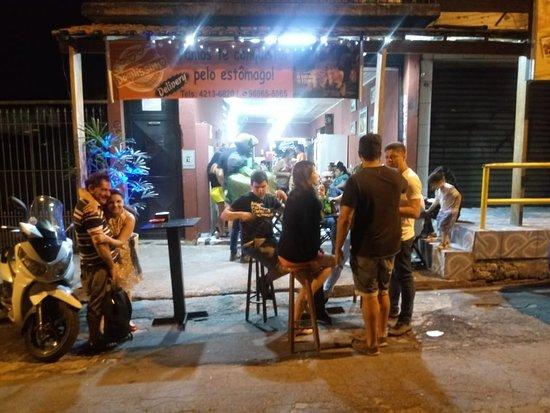 Musica Ao Vivo Picture Of Dognissimo Hot Dogs Sao Paulo Tripadvisor