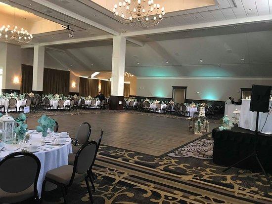 Hillsdale, MI: Ballroom