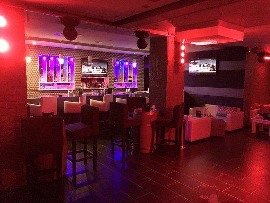 Fes-Boulemane Region, Morocco: The bar !