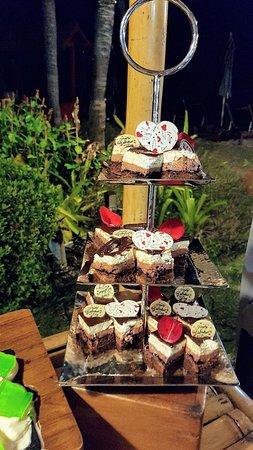 Fab valentines buffet