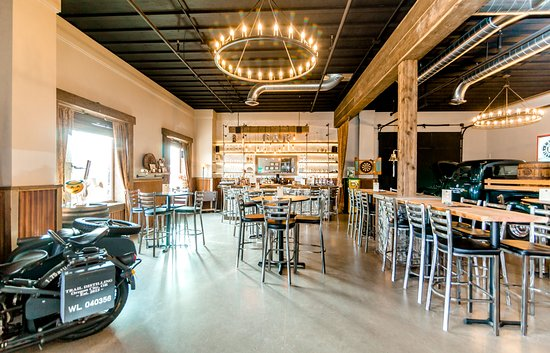 Trail Distilling and Tasting Room