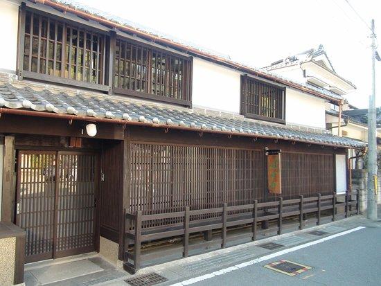 Tatsuno, Japan: 城下町たつの市の旧市街地にある昭和レトロ情景館は、築200年の古民家内部に設置されており、古民家ファンにもお勧めです。 ホームページは「昭和レトロ情景館」で検索可能です。