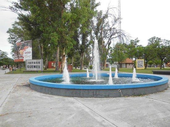 Parque Güemes