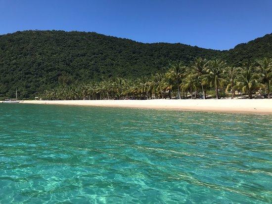 Cham Island, Vietnam: チャム島