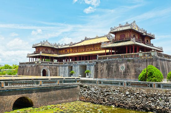 Privat tur: Hue City Sightseeing...