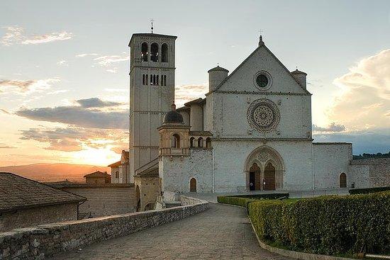 阿西西和罗马圣弗朗西斯大教堂一日游