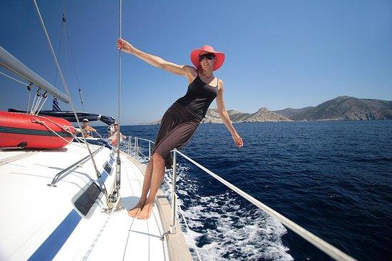 罗德尼湾圣卢西亚帆船之旅