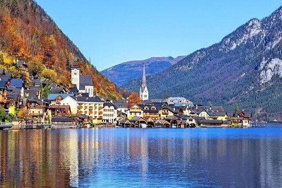 Tour privato: Salzburg Lake District