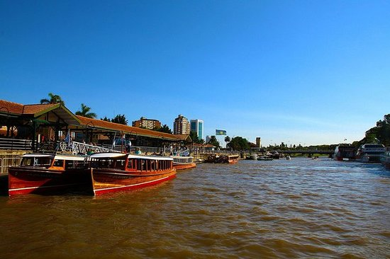 Private Day Trip to Tigre Delta from...