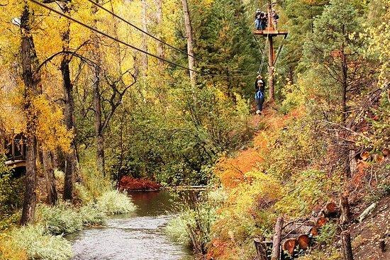 Upper Clear Creek plus Cliffside...