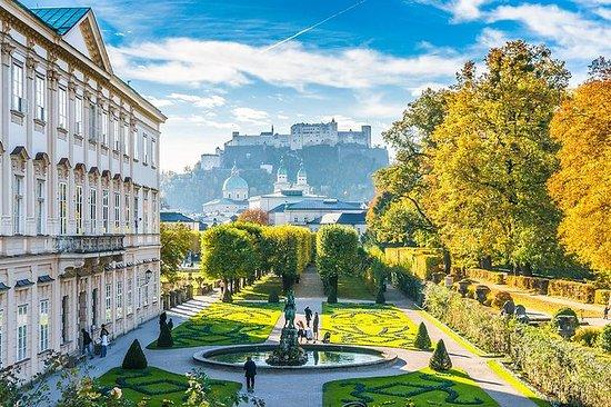 Salzburg Sightseeing Dagstur från ...