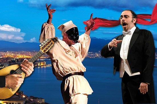 Canta Napoli: Ópera, Pulcinella y...