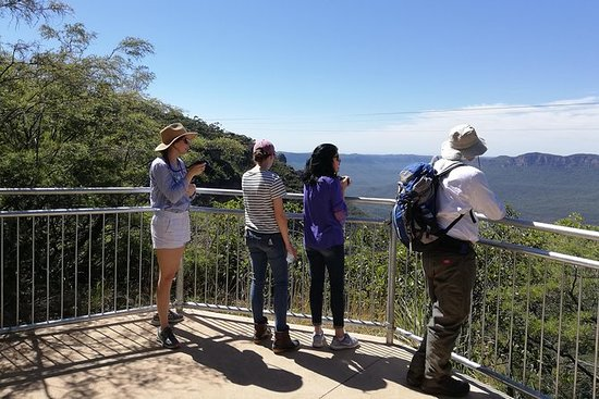 Blue Mountains Private Guided Day...