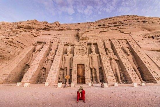 为期8天的埃及之旅:探索开罗,尼罗河游船,阿布辛贝航班