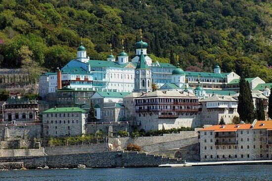 Mount Athos Full Day Cruise from...