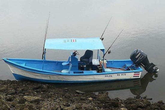 Pesca de media jornada en alta mar en...