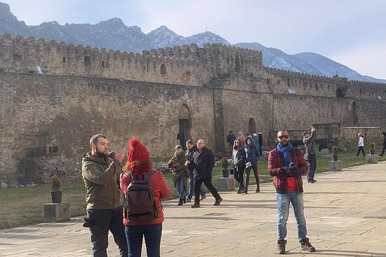 Tour di Mtskheta e Borjomi