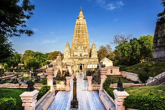 Buddhistische Pilgerfahrt