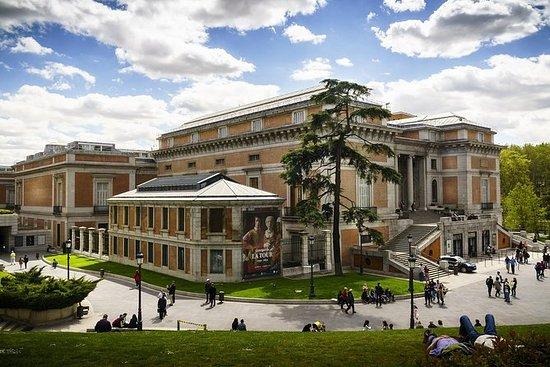 Prado Museum Guidet tur med...