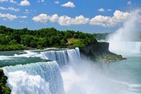 Niagara Falls & Watkins Glen State...