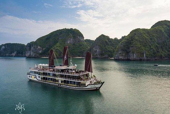 Halong Bay 2 Tage - 1 Nacht mit...