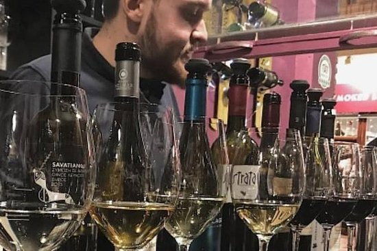 Dégustation de vins et de mets au...
