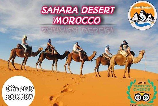 Merzouga Desert Private 4-Day Tour...