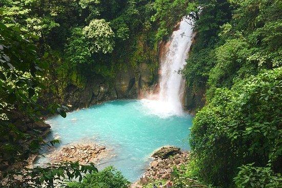 Rio Celeste国家公园和懒惰保护区