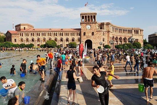 Armenia, 3-day tour program