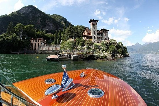 Riva Speedboat Private tour on Como...
