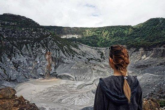 Private Tangkuban Perahu Volcano Tour...