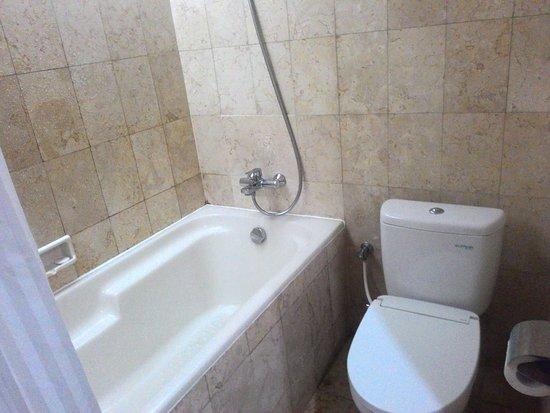 Tersedia Bath Tub Picture Of Hotel Horison Ultima Bekasi Bekasi Tripadvisor