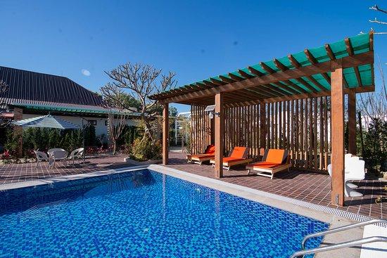 Heho, Myanmar: Swimming Pool