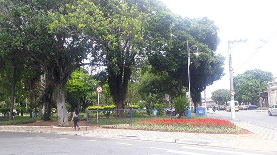 Praca Doutor Barbosa de Oliveira