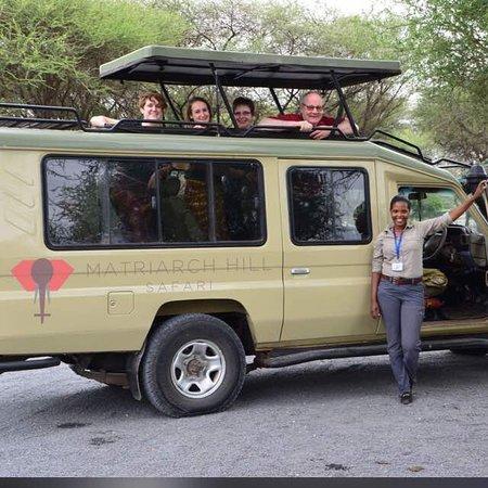 Matriarch Hill Safari