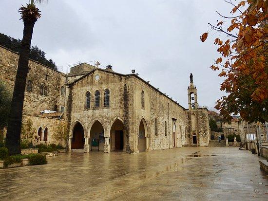 Deir el Qamar, Lebanon: Vista